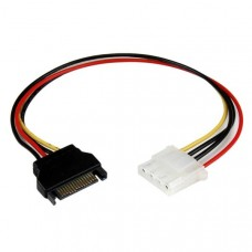 "12"" SATA to LP4 Adapter Power Cable"